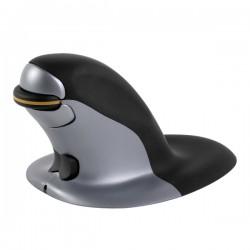 Vertikální ergonomická myš Fellowes Penguin, bezdrátová