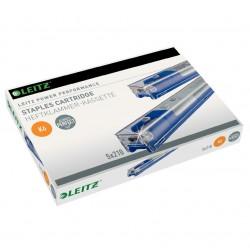 Kazety s drátky Leitz Power Performance K6, obsah 5x210 ks, modré