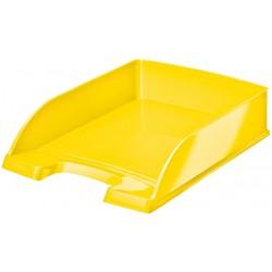 Odkladač Leitz WOW Plus, žlutá