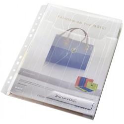 Závěsné Euro desky s rozšiřitelnou kapacitou A4 Leitz CombiFile, 3ks, transparentní
