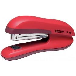 Stolní sešívačka Rapid Fashion F18, kapacita 20 listů, červená