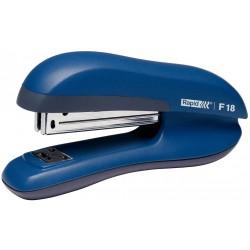 Stolní sešívačka Rapid Fashion F18, kapacita 20 listů, tmavě modrá