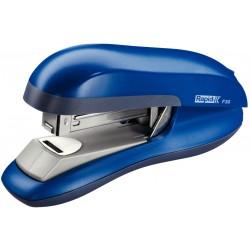 Stolní sešívačka Rapid F30 s plochým sešíváním, kapacita 30 listů, modrá
