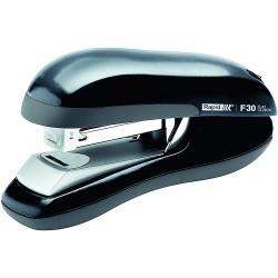 Sešívačka Rapid Fashion F30 s plochým sešíváním, kapacita 30 listů, černá