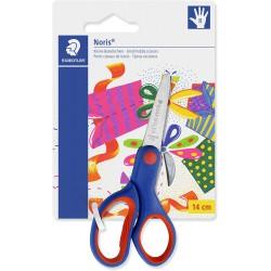 Staedtler Noris Club, dětské nůžky soft úchop, délka 14 cm