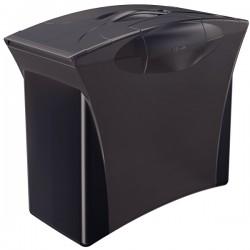 Zásobník na závěsné desky Esselte Europost VIVIDA, černá