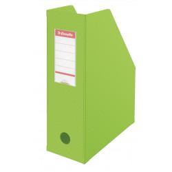 Stojan na časopisy Economy VIVIDA 100 mm, zelená