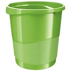 Odpadkový koš Esselte Europost VIVIDA, zelená