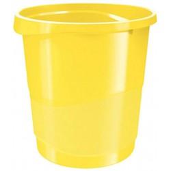 Odpadkový koš Esselte Europost VIVIDA, žlutá