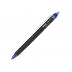 Pilot FriXion Point Clicker 2058, gelový roller mikrohrot tmavě modrý, 0,5