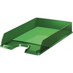 Odkladač Esselte Europost, průhledná zelená
