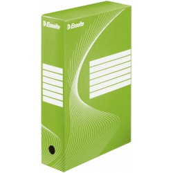 Esselte 128414, archivační krabice 80 mm, zelená