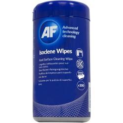AF IsoClene Wipes, Impregnované čistící ubrousky, 100ks