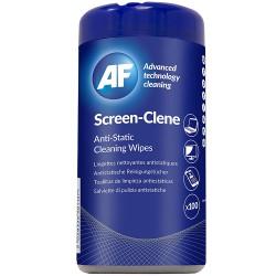 AF Screen-Clene, Antistatický čistič smart obrazovek a filtrů AF, doza ubrousků 100 ks