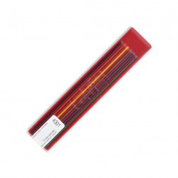 KOH-I-NOOR 4301, sada barevných tuh 6ks do Versatil, tuha 2mm