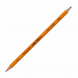 KOH-I-NOOR 3433, tužka dvoubarevná kancelářská červeno modrá