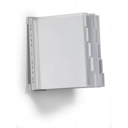 Durable 5831, FUNCTION SAFE Wall 10, nástěnný komplet 10 rámečků