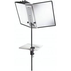 DURABLE 5818, SHERPA Desk 10, stolní stojan a stativ s 10 rámečky