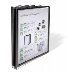 Durable 5582, SHERPA PANEL PIN A4, rámeček s adaptérovým kolíčkem