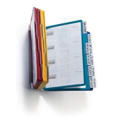 Durable 5512, VARIO Wall 20, nástěnný displej s 20 rámečky