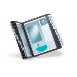 Durable 5506, VARIO WALL 10, stolní displej A5 s 10 rámečky
