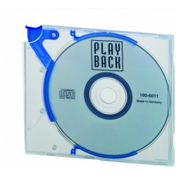 Durable 5267, QUICKFLIP Standard, ergonomický obal pro CD/DVD