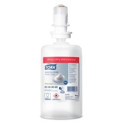 Tork 520800, pěnové dezinfekční mýdlo Premium, S4, antimikrobiální (biocid)