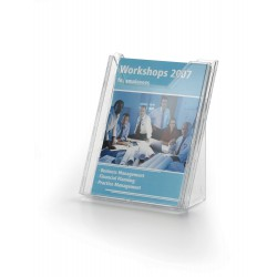 Durable 8578, COMBIBOXX A4, prospektový stojan A4 na zeď i stůl