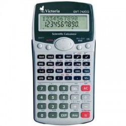 VICTORIA GVT-742CQ, vědecká kalkulačka 283 matematických funkcí
