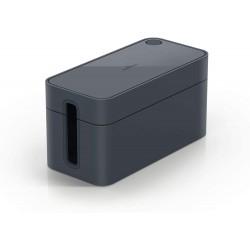 Durable 5035, CAVOLINE BOX S, malý box pro uložení kabelu a adaptérů, grafitová