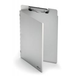Durable 3391, Clipboard A4, hliníková podložka s portfoliem na psaní A4 s klipem