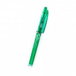 Pilot FriXion Point 2058, gelový roller mikrohrot zelený, 0,5 mm