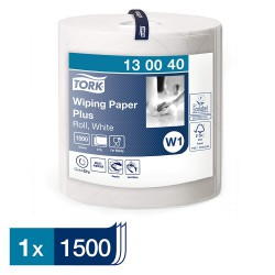 Tork Advanced 130040 papírová utěrka Plus dvouvrstvá, návin 510 m, W1
