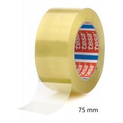 Balící páska lepící Tesa 4280 transparentní, 75x66