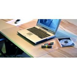 Průhledná pracovní podložka na stůl RS Office 50 x 70 cm, matná