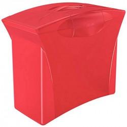Zásobník na závěsné desky Esselte Europost VIVIDA, červená