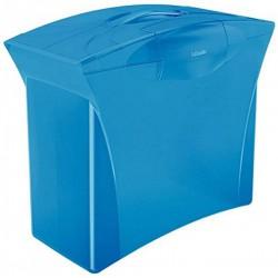 Zásobník na závěsné desky Esselte Europost VIVIDA, modrá