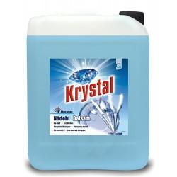 KRYSTAL BALZÁM, mycí prostředek na nádobí s aloe vera, obsah 5 litrů
