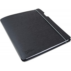 Rapesco 1636, Konferenční desky antibakteriální povrch, černá, formát A4