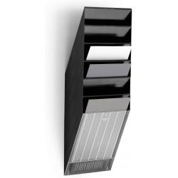 Durable prospektový stojan FLEXIBOXX 6xA4 na výšku