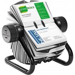 Durable 2481, otočný rotační vizitkář VISIFIX pro 400 ks vizitek