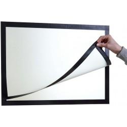 Durable 4995, DURAFRAME POSTER, Samolepící informační rámeček, formát A2, černý