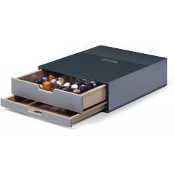 Durable 3383, zásuvkový box COFFEE POINT BOX S, grafitová