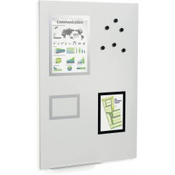 Durable 500210 , Magnetická tabule DURAFRAME 900x600 mm