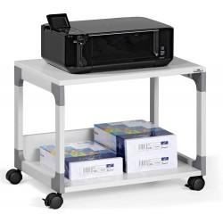Durable 3710, Multifunkční stolek s kolečky MULTI TROLLEY 48, šedá