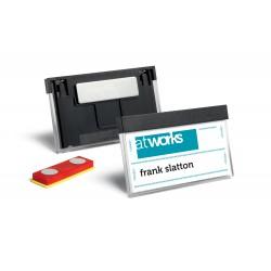 Durable 8507, Jmenovka SELECT 30x60 mm s magnetem v rámečku
