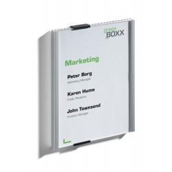 DURABLE 4803, Informační tabule INFO SIGN 149 x 210,5 mm, stříbrná