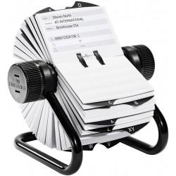 Durable 2482, rotační vizitkář TELINDEX pro 500 karet