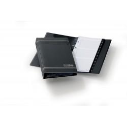 Durable 2375, TELINDEX kroužkový telefonní záznamník, tmavě šedý