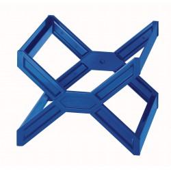 Durable 2611, CARRY PLUS stojan pro závěsné desky do kartoték, modrá